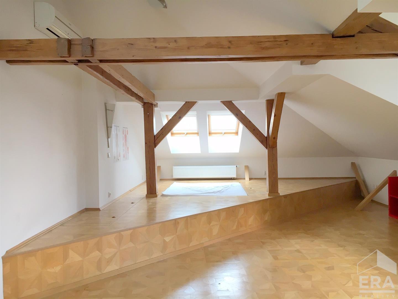 Pronájem bytu 1kk, 105, podkroví, Praha 1 Nové Město