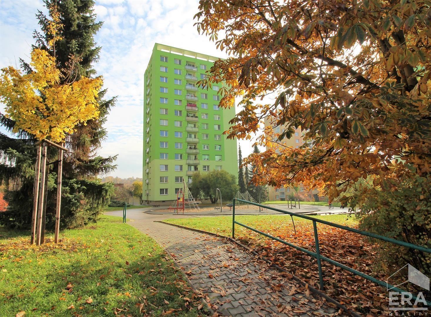 Pronájem bytu 2+KK (34m2), Novoměstská 5, Brno-Řečkovice
