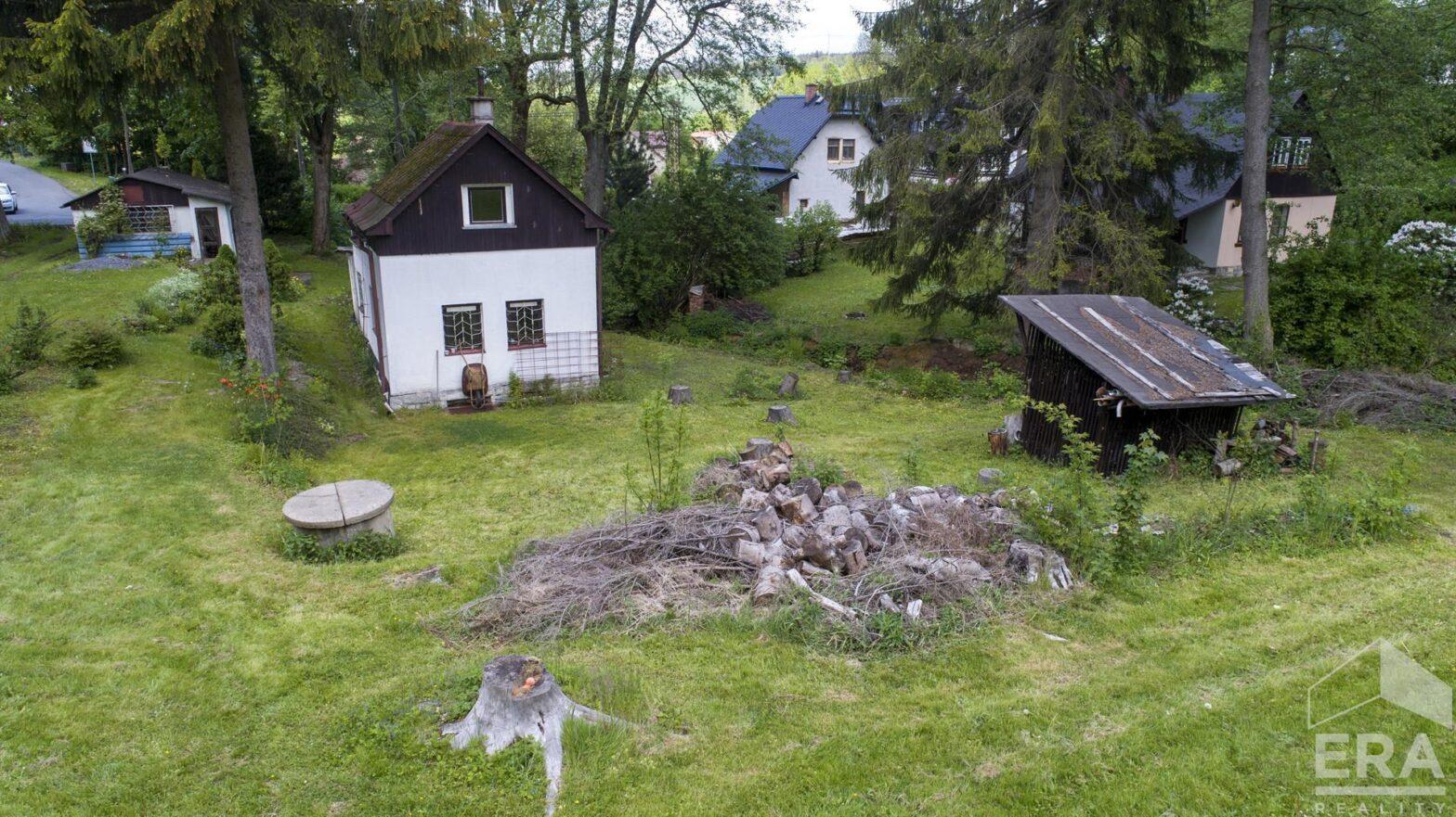 Rekreační objekt chata – Pulečný