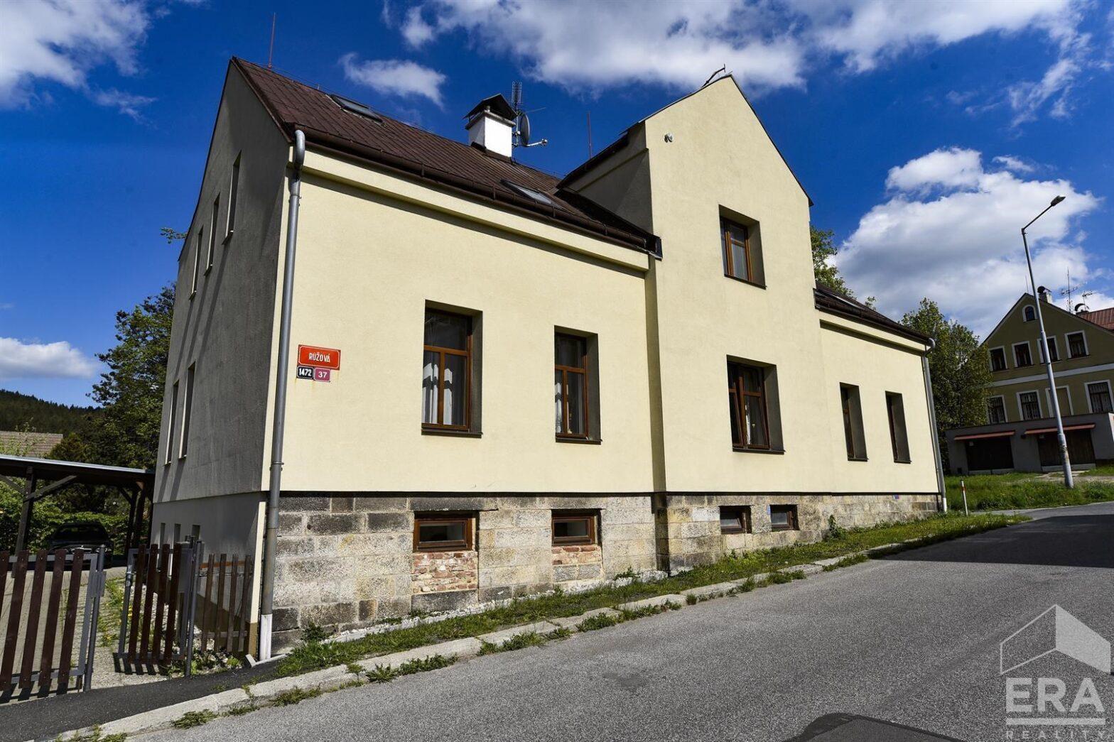 Prodej bytu 2kk v Jablonci nad Nisou
