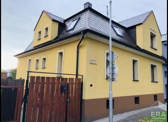 Pronájem krásného bytu 3+1, 85 m² v RD s velkou zahradou