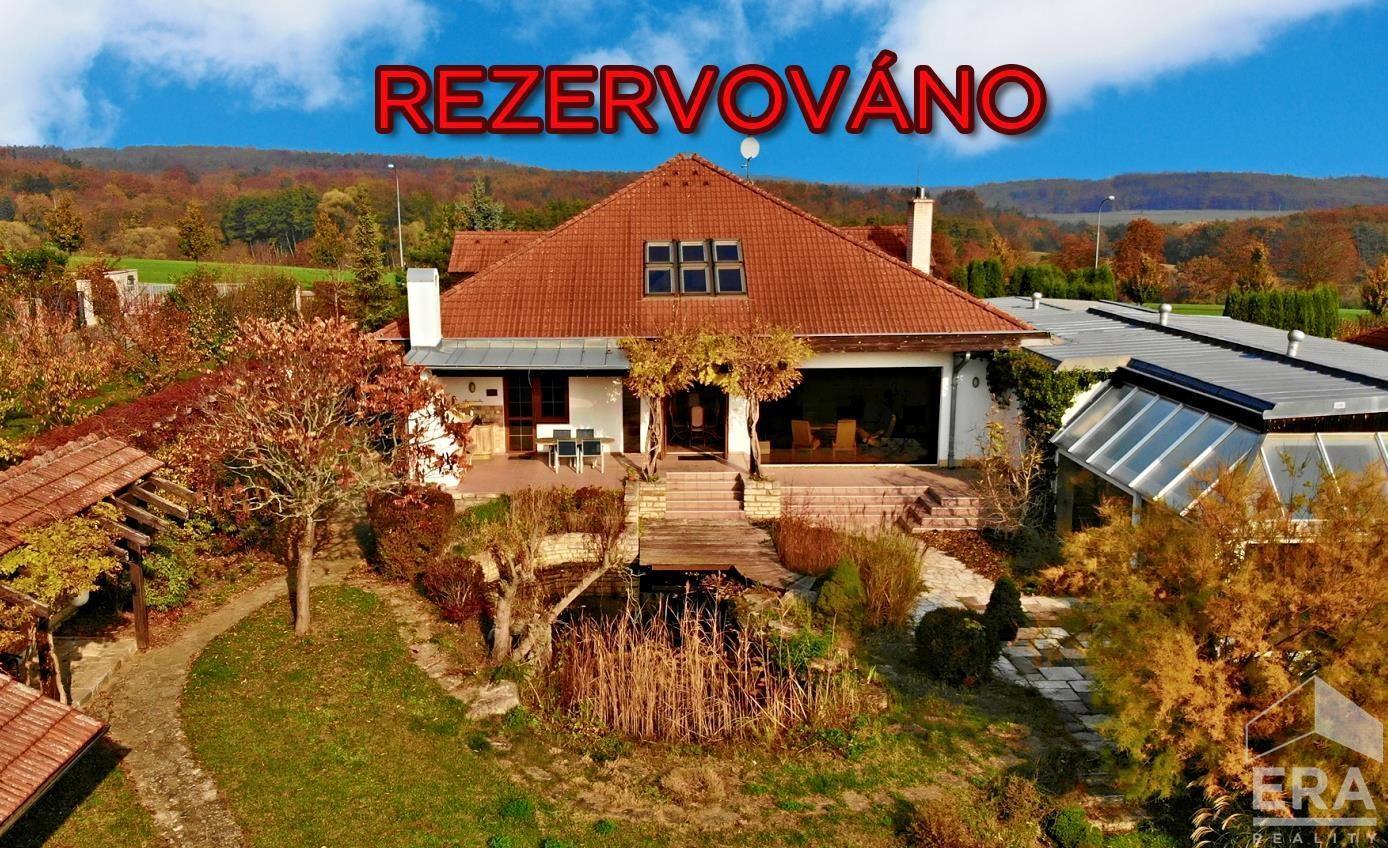 Rodinný dům Brno – Žebětín