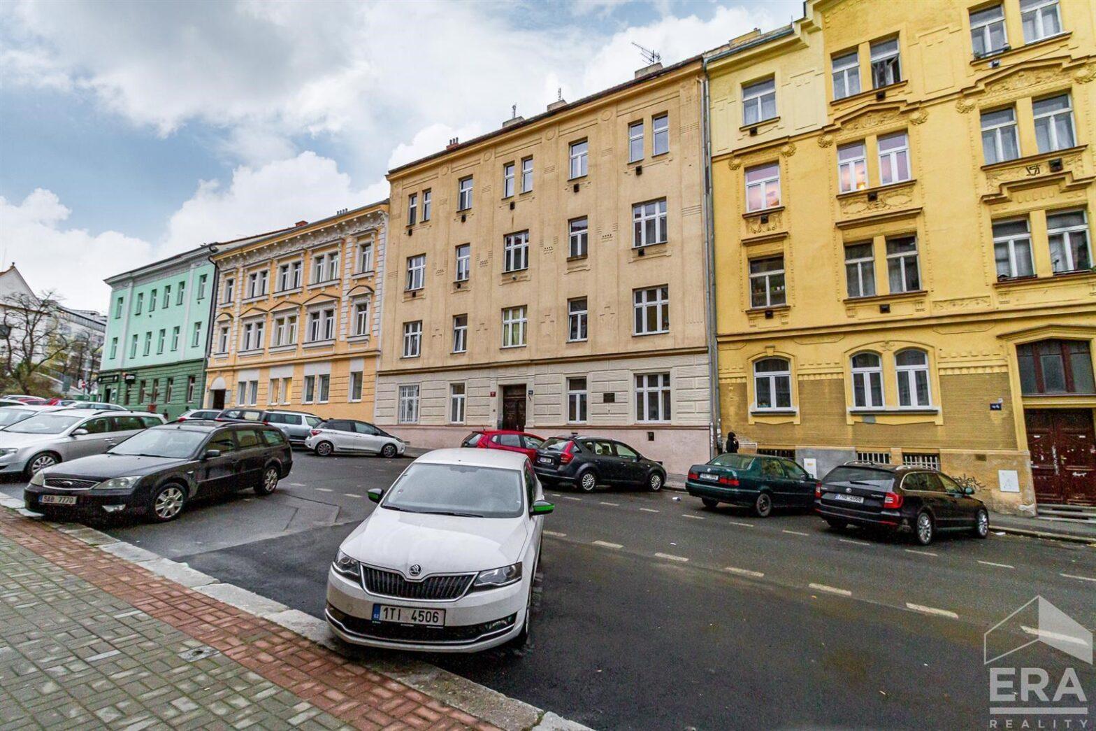 Činžovní dům, 20 bytů, Praha 4 – Podolí