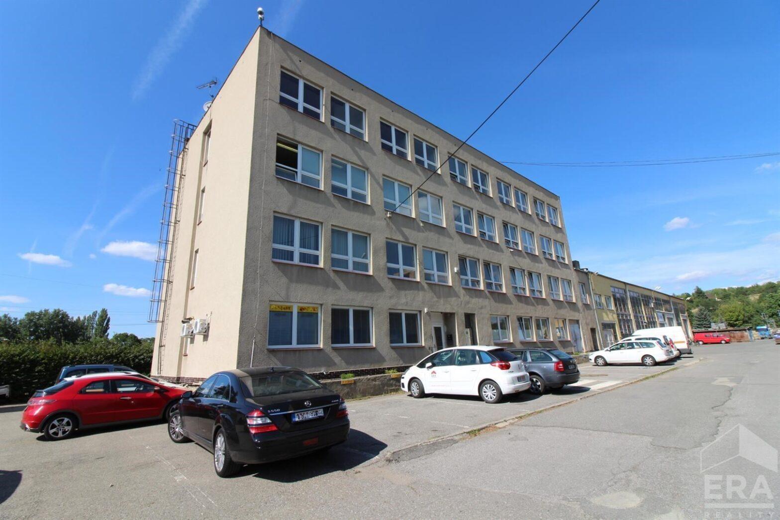 Pronájem troj kanceláře 44m2, Vinohradská – Brno