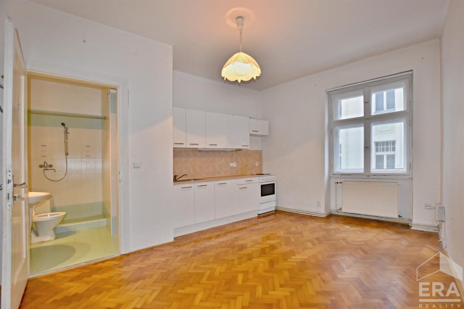 Pronájem bytu 2+kk, 42m2 v centru Jablonce