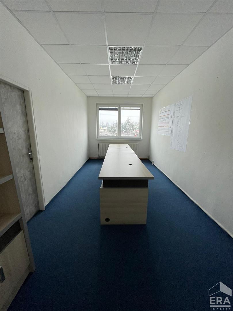 Pronájem kancelářského prostoru