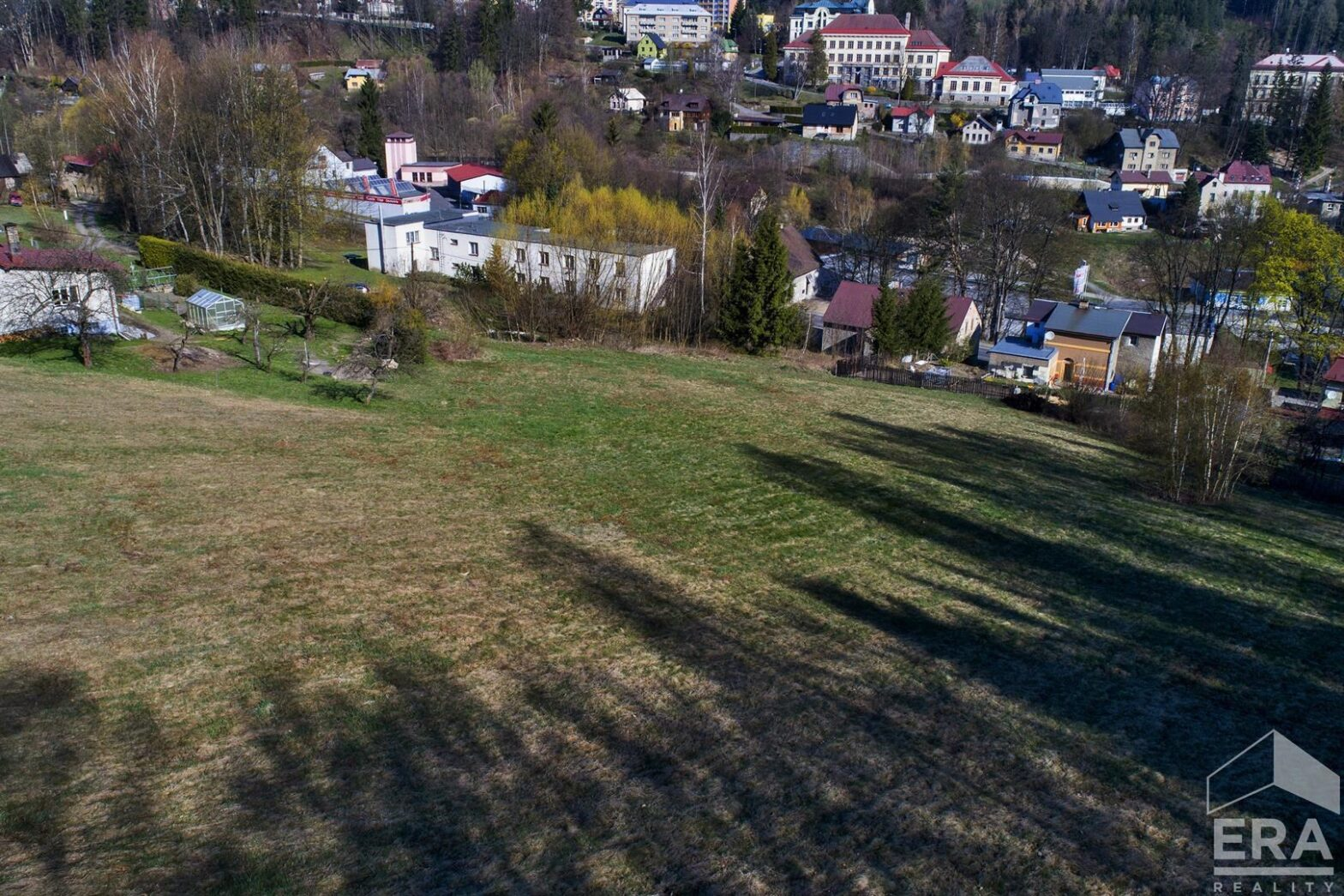 Prodej stavebního pozemku s výhledem – Smržovka