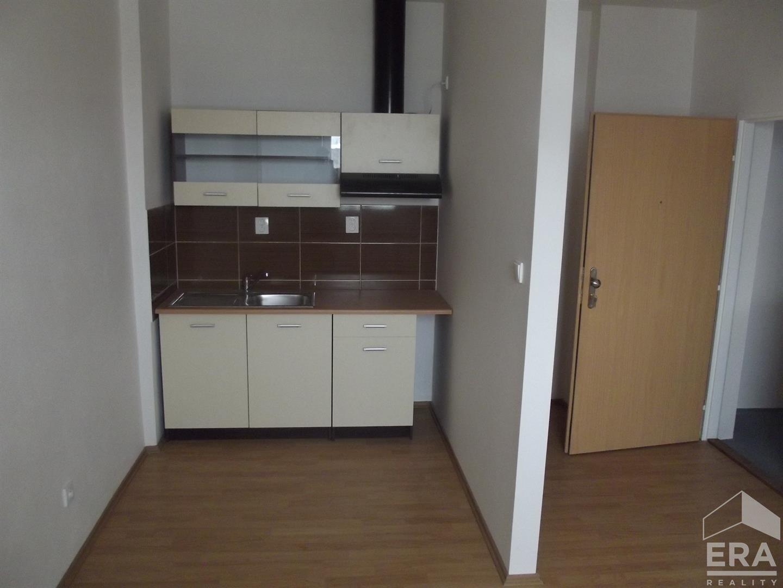 pronájem bytu 1+kk Prostřední, Ústí nad Labem