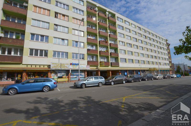 Prodej bytu 2+1, 57m2, Náměstí Míru, Mladá Boleslav