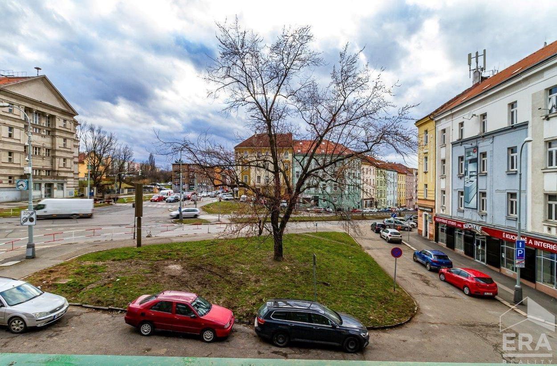 Prodej bytu 2+1 s lodžií 62 m2, Novovysočanská ul., Praha 9 – Vysočany