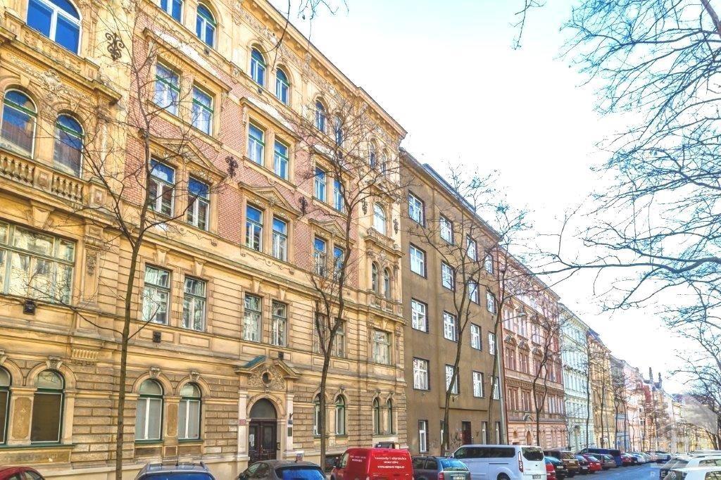 Prodej bytu 2+kk (53 m2), Mánesova ul., Praha 2 – Vinohrady
