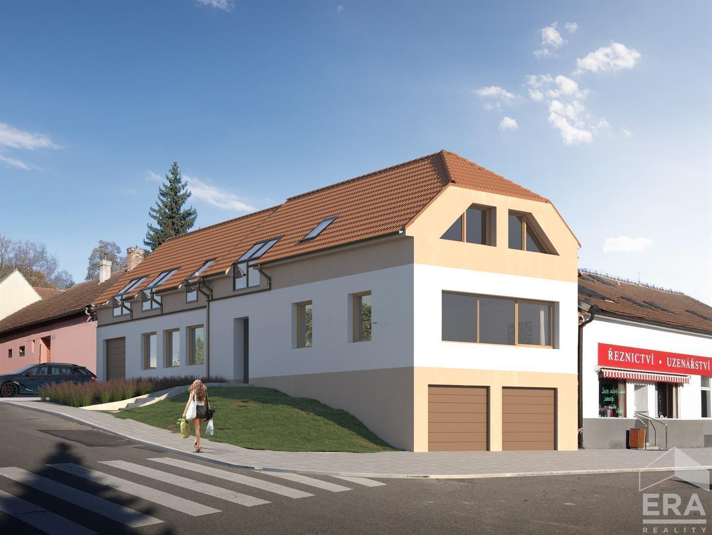 Novostavba RD 3+kk s UP 130 m2 v Brně – Řečkovicích