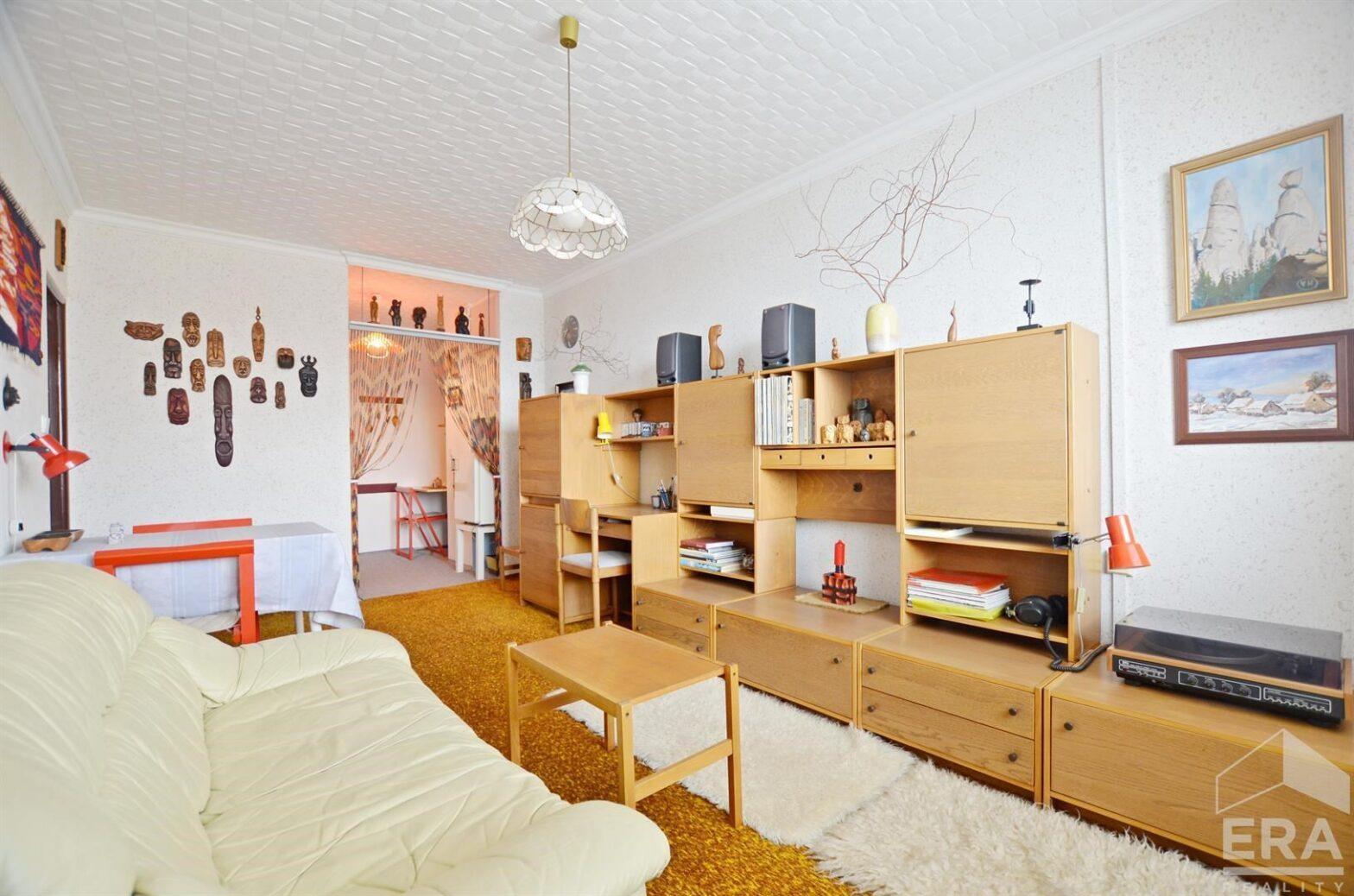 Prodej bytu 2+KK, 45m2, Praha Michle