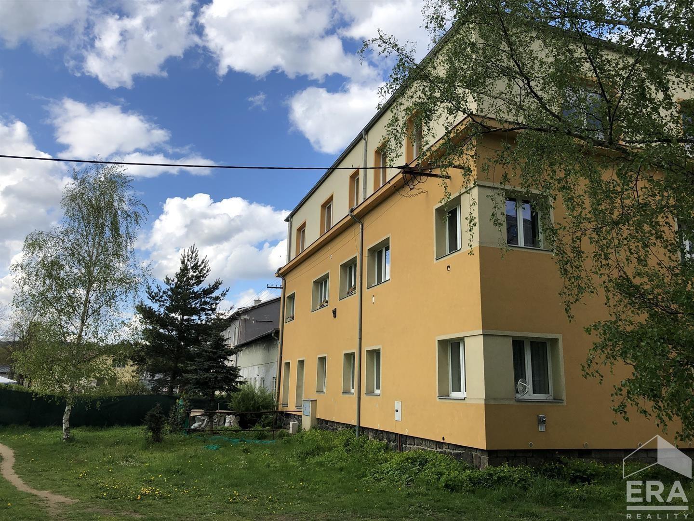 Prodej nového bytu 3+kk 75,5m2, Karlovy Vary ulice Čankovská.