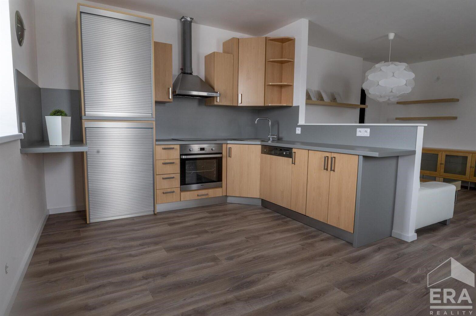 Zrekonstruovaný byt 2+KK na Smržovce