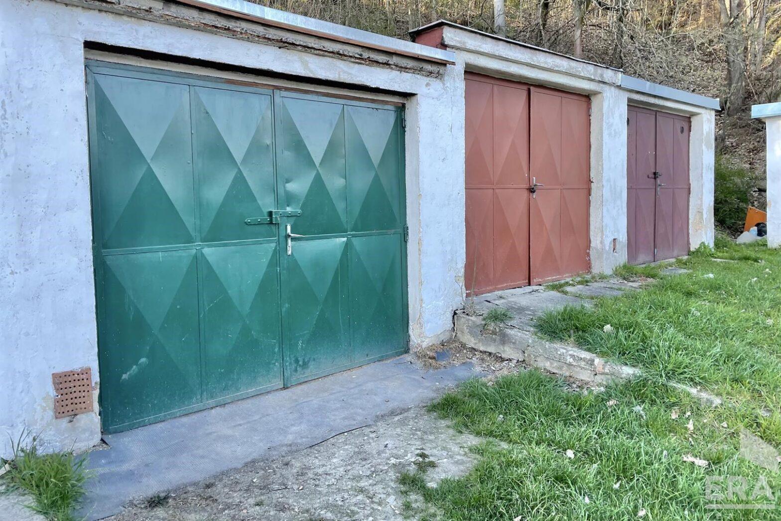 Pronájem garáže v Liberci