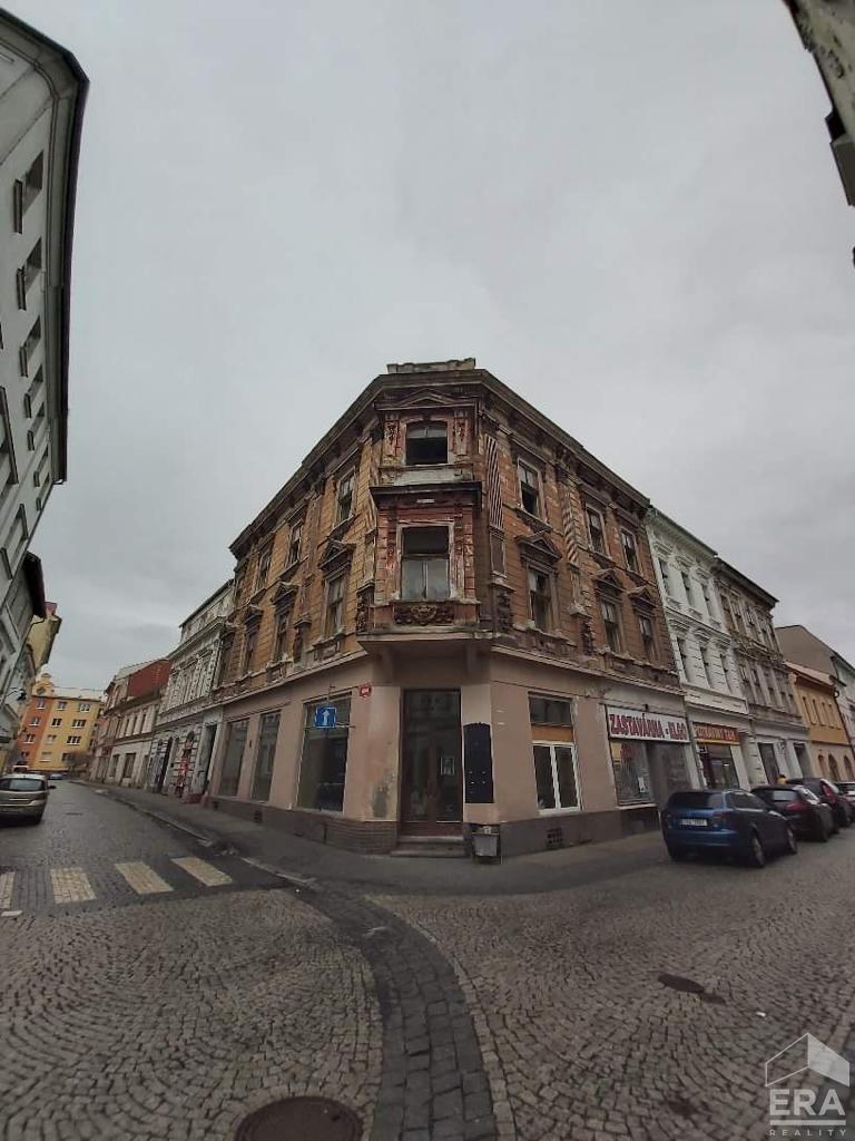 Prodej činžovního domu 1050 m²