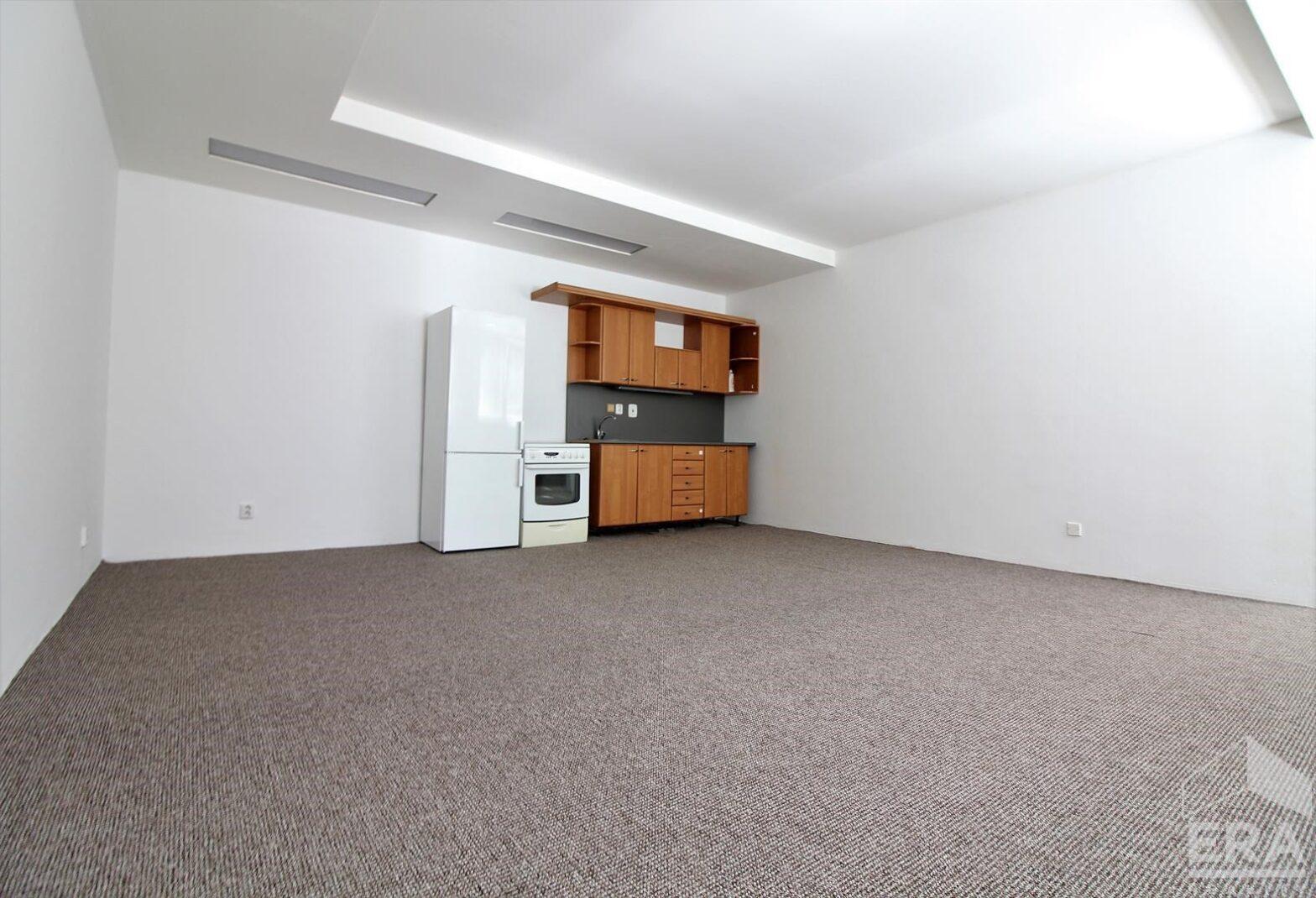 Pronájem bytu 1+KK, 45m2, Brno, Dvořákova 13