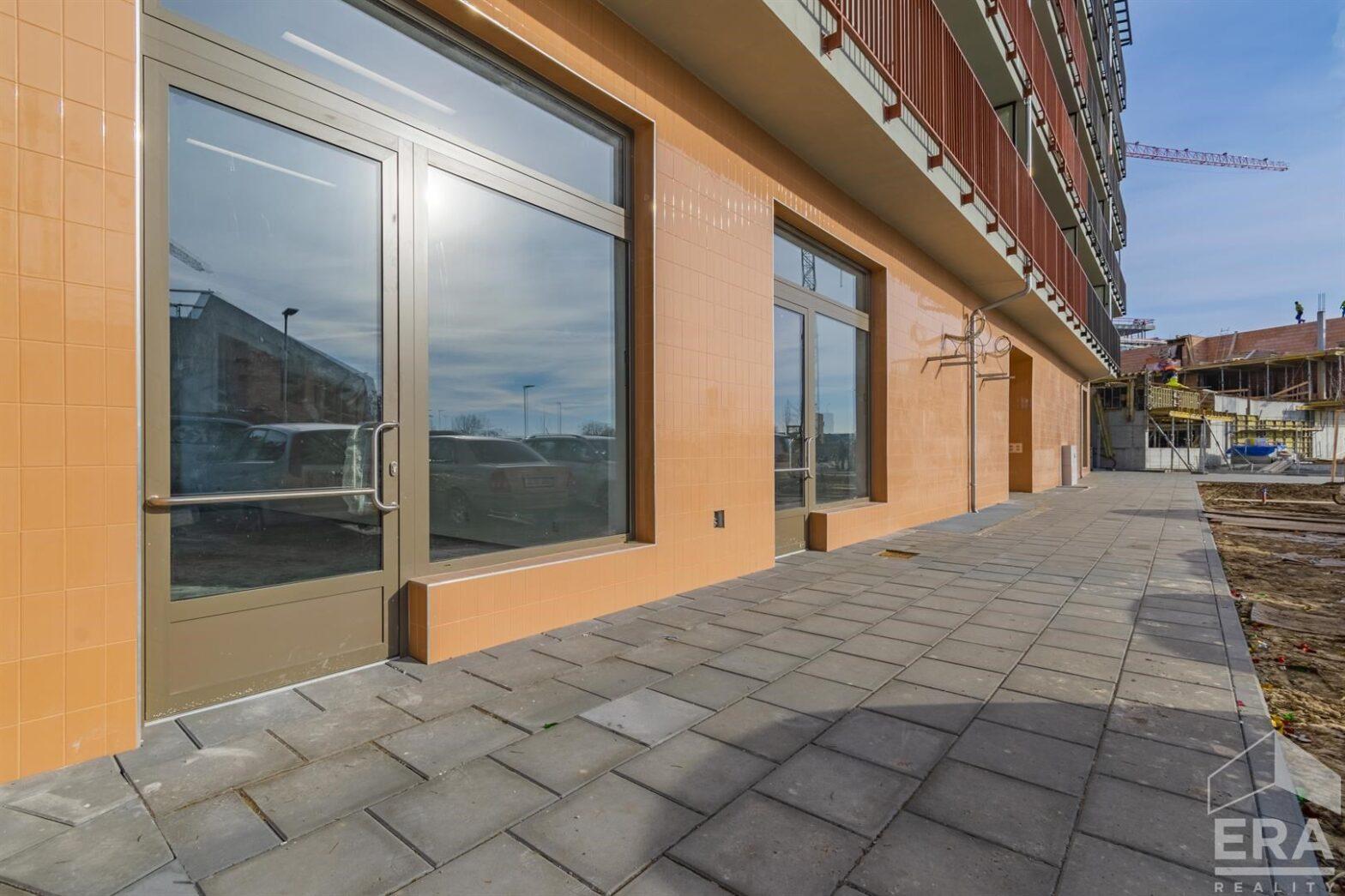 Nebytový prostor-prodejna/kancelář/sídlo-Olomouc