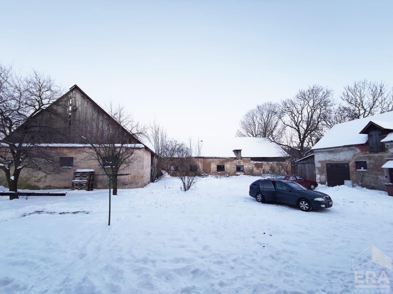 Prodej stavební parcely 1421m²  Budišov nad Budišovkou – Guntramovice