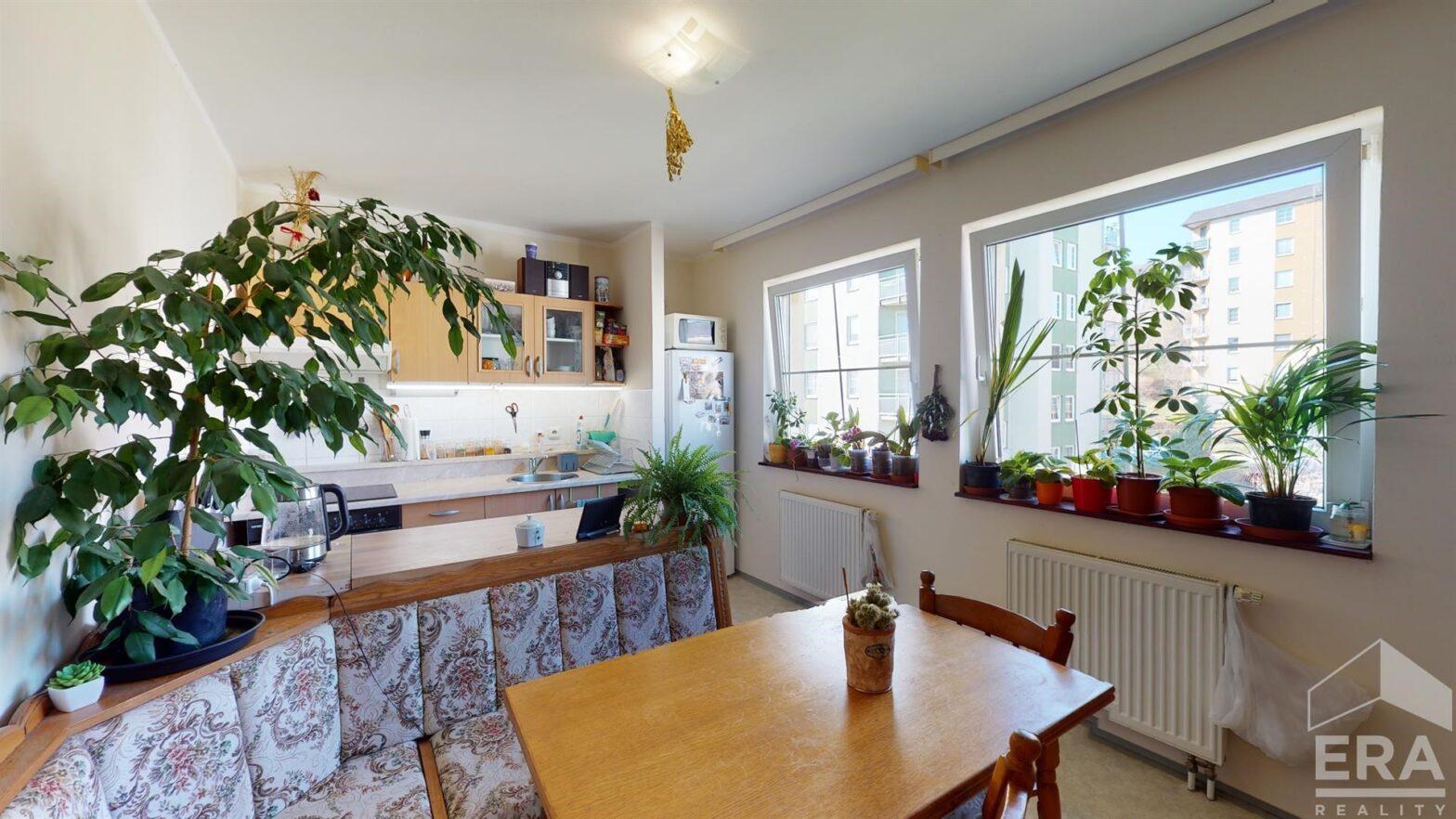 Prodej bytu 2+1 v ul. Stradovská, Chlumec