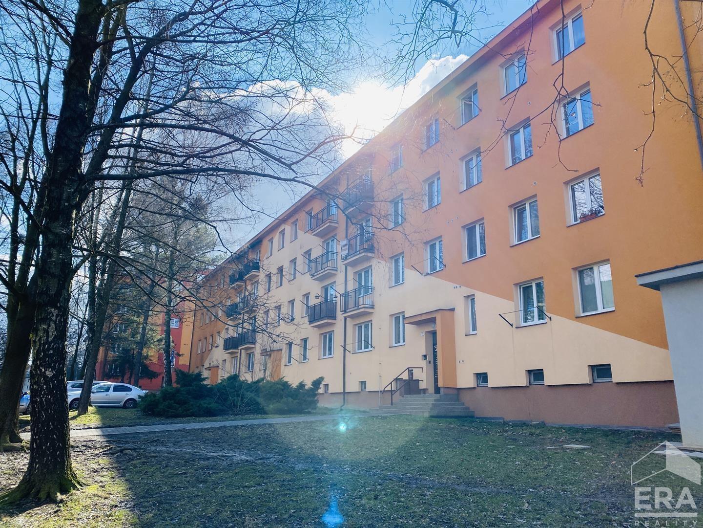 Podej bytu 2+kk v os. vl., ul. K. Pokorného 1350/67 v Ostravě Porubě