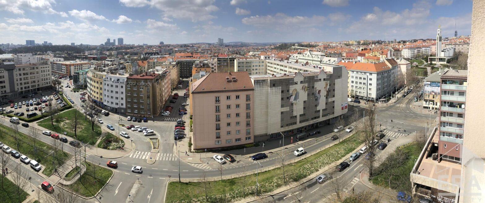 Exklusivní nabídka pronájmu bytu 3+1, 74 m2 ve Vršovicích, ul. Moskevská                                                                        Cena:  18 500 Kč