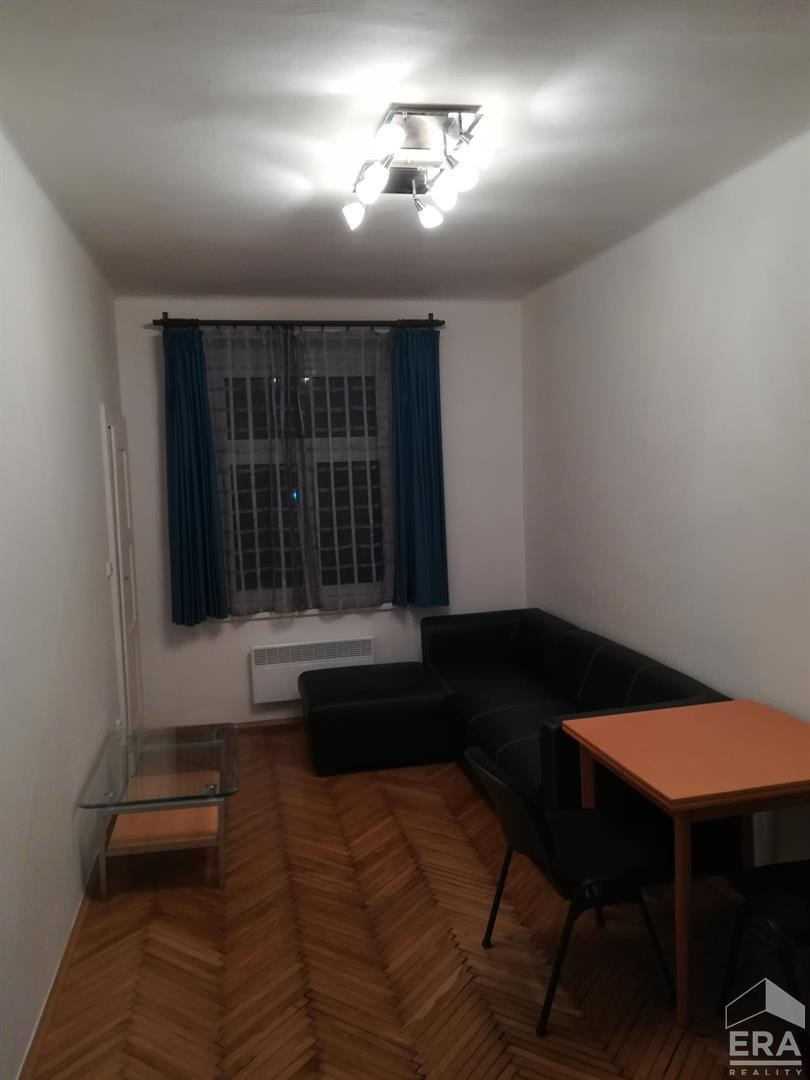 Nabídka pronájmu bytu 1+kk, 22 m2 vprestižní vilové čtvrti Hradešínská