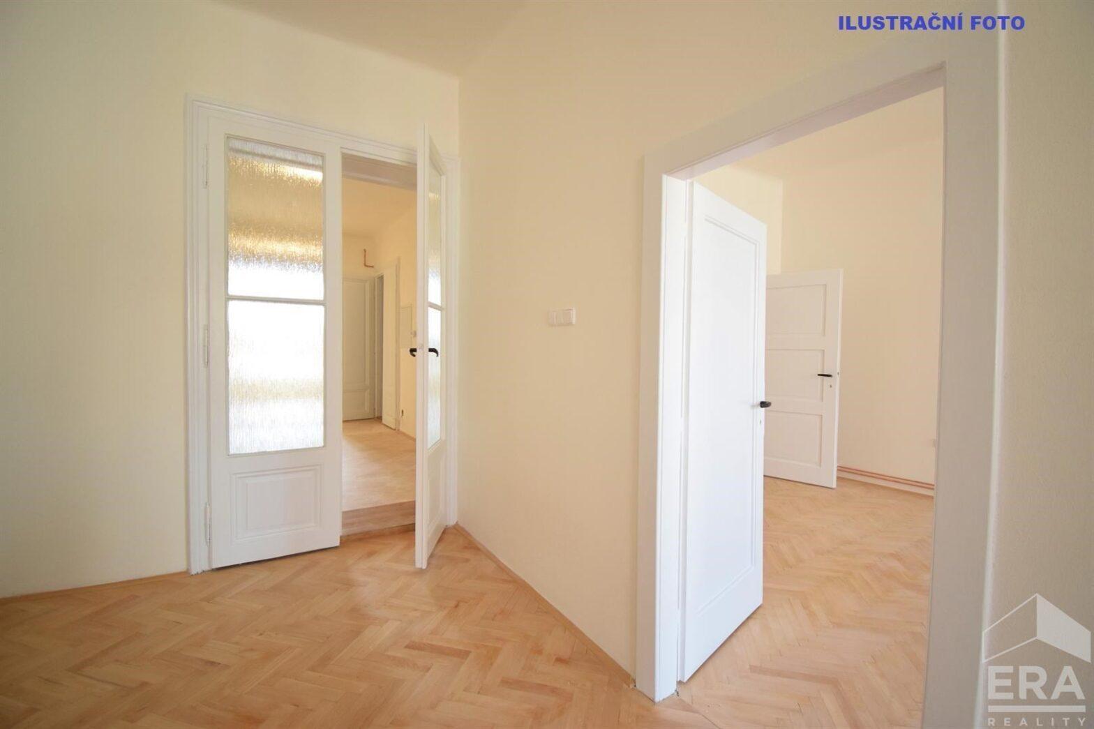Pronájem nově zrekonstruovaného bytu 3+1 v centru Šumperka