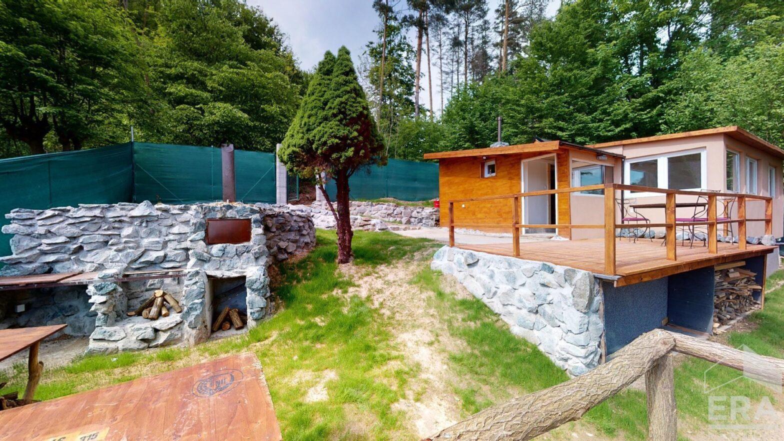 Rekreační chata na pozemku 249 m2, Stříbrná Skalice