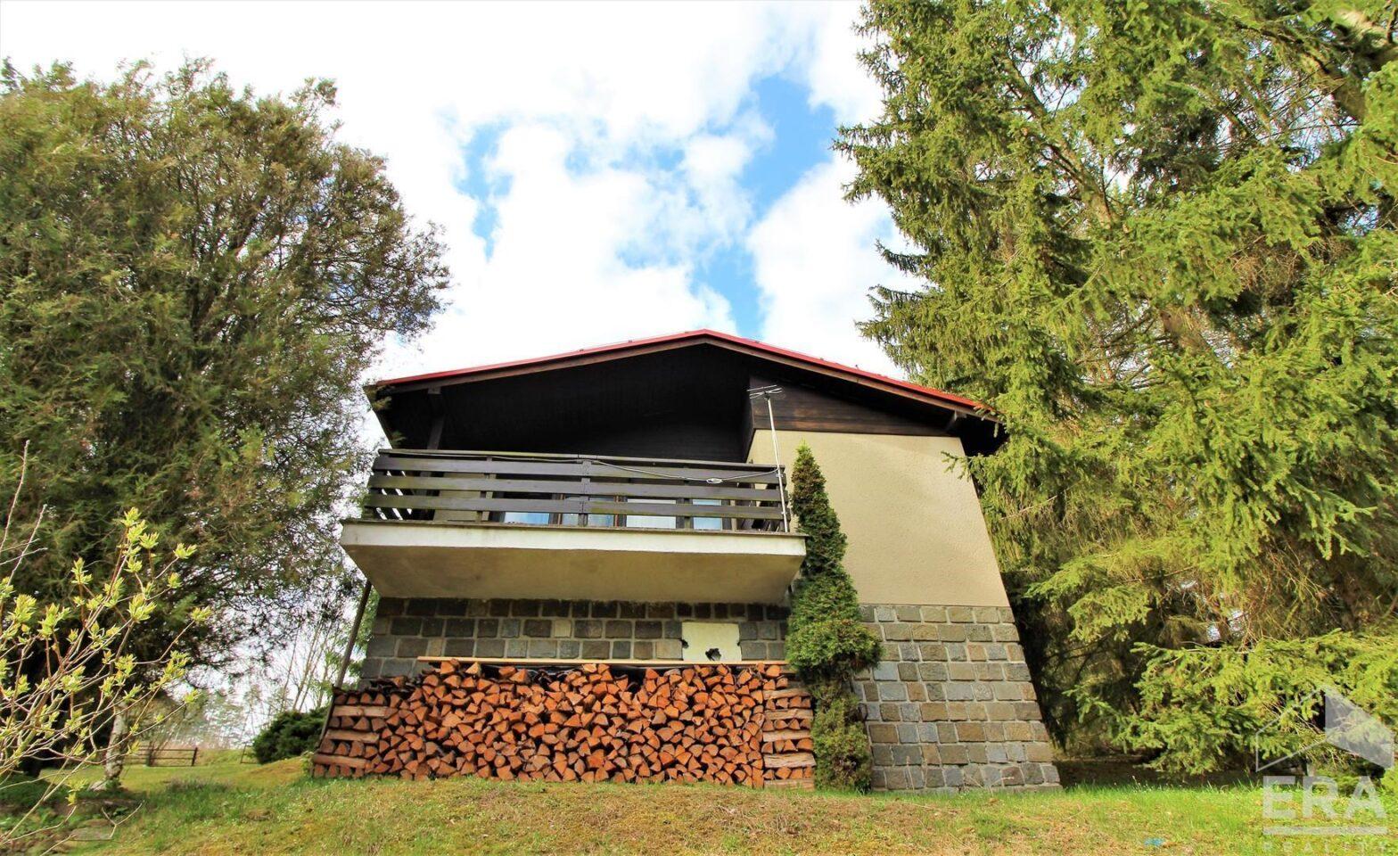 Prodej chaty 3+1 (133m2), pozemek 13.489m2, Doubravník – okres Brno-venkov
