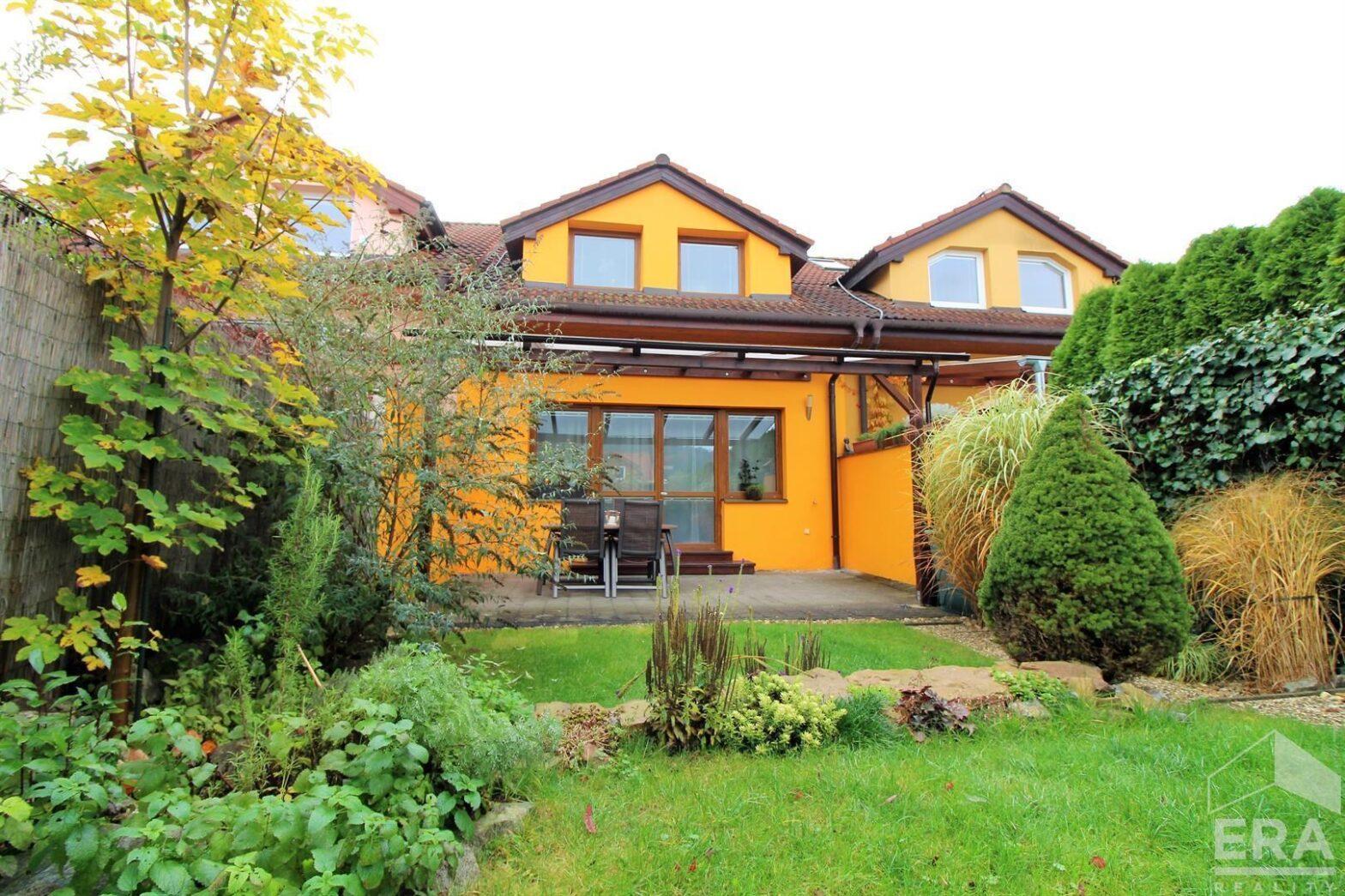 Prodej RD (116m2, pozemek 240m2) Dušínova 1561/37, Kuřim