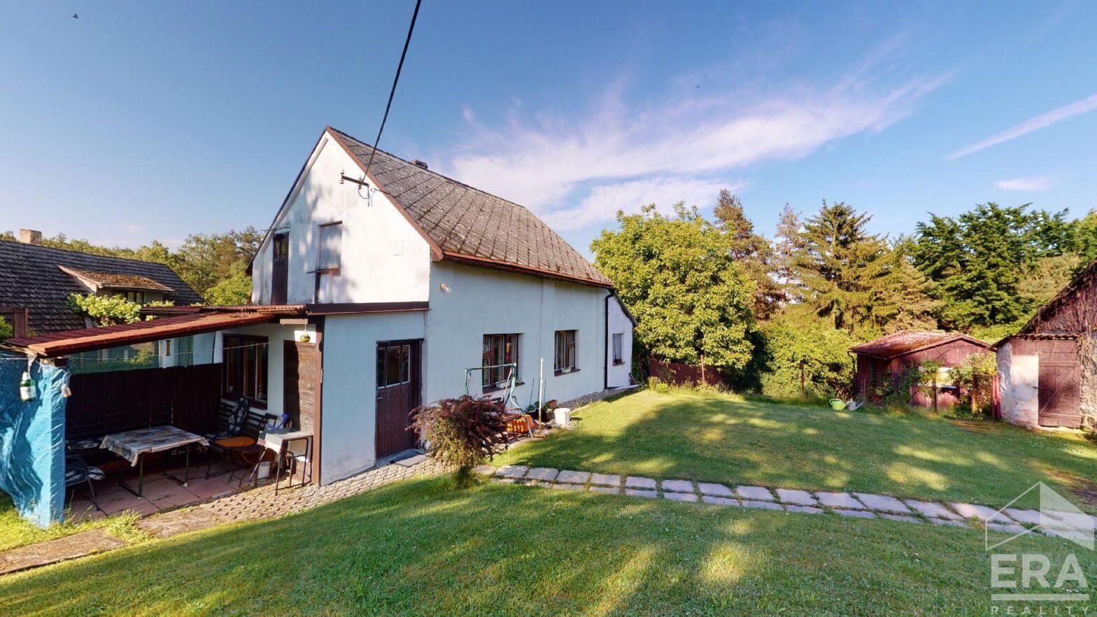 Prodej RD 3+1, na pozemku 1105 m2, Nosálov okr. Mělník