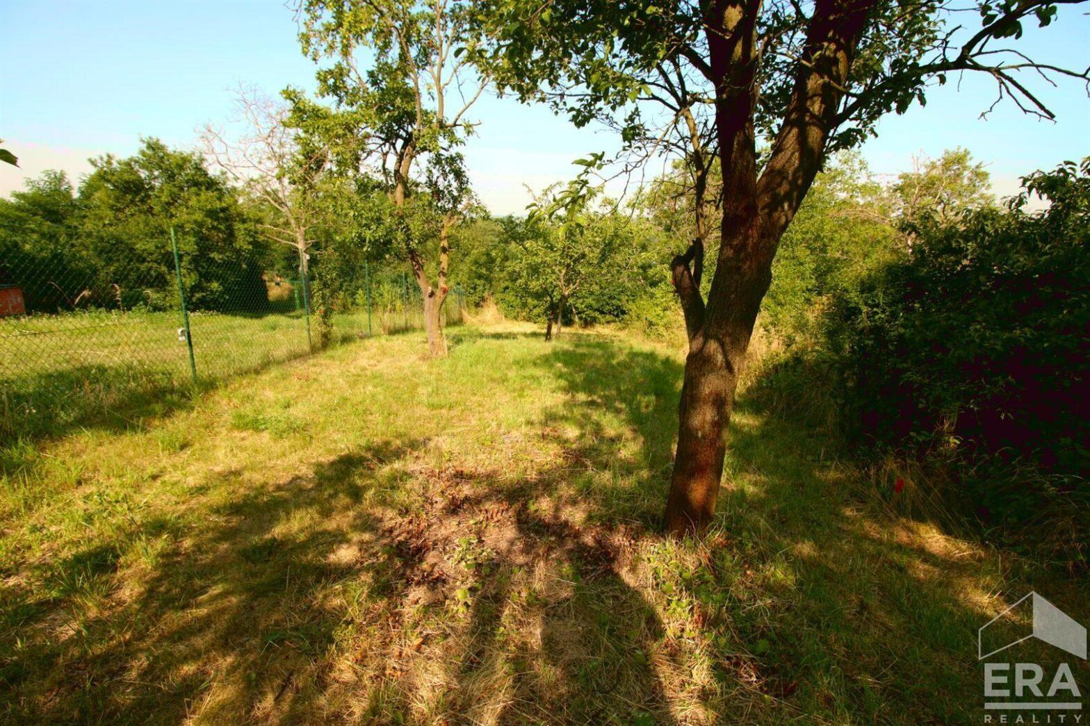 Prodej zahrady 319 m2 v Brně