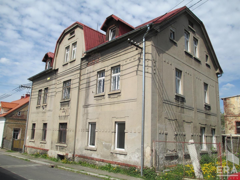 Rumburk, Bezručova 1010 – 3 pronájem byt