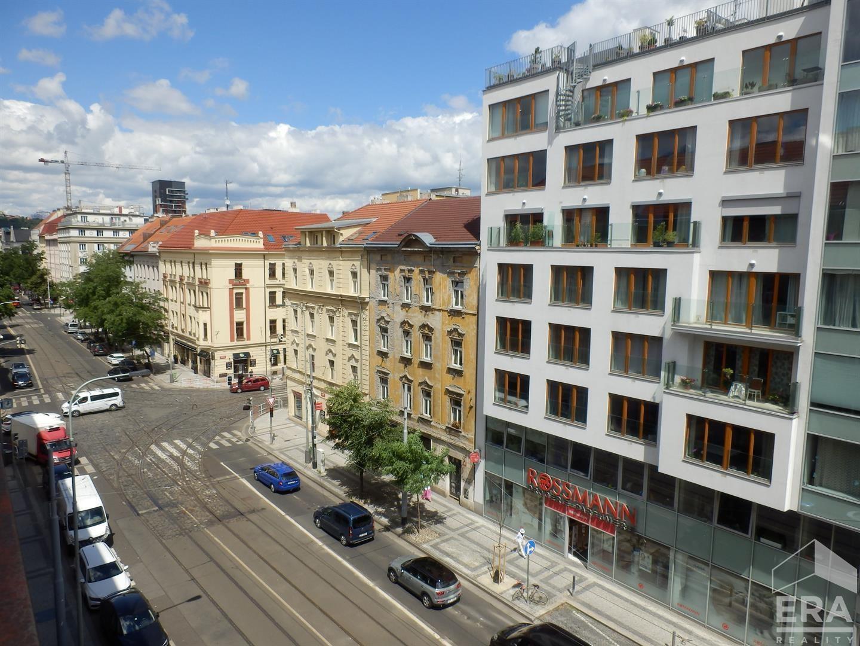 Pronájem bytu 2kk, 65 m2, po rekonstrukci, Praha 7 Holešovice