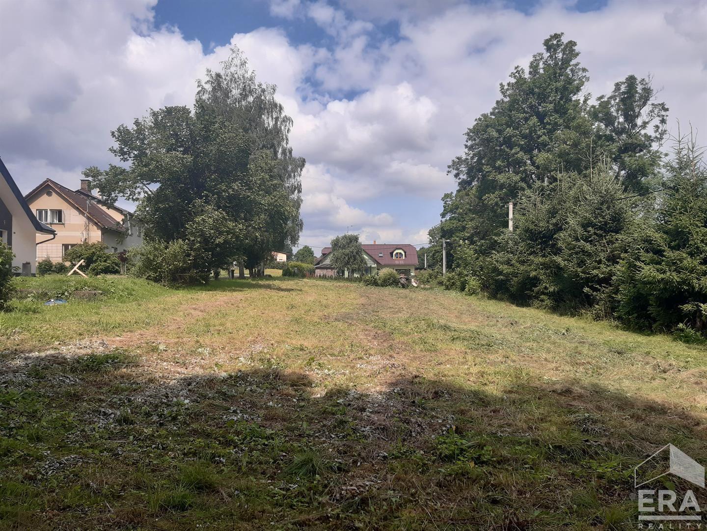 Prodej stavebního pozemku v obci Horní Kalná