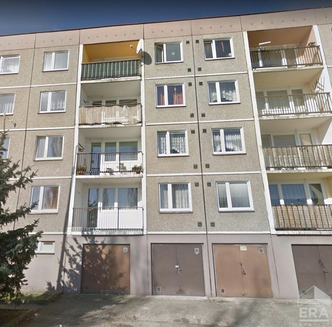 Prodej družstevního bytu 2+kk, vel. 42,88 m2, obec Osek, okres Teplice