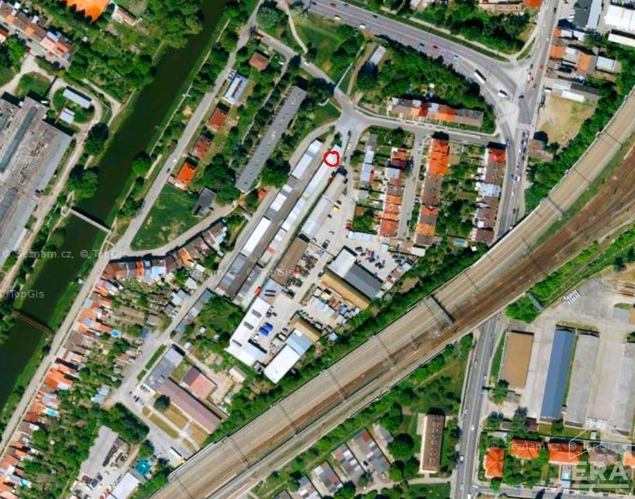 Prodej řadové garáže v Brně Maloměřicích