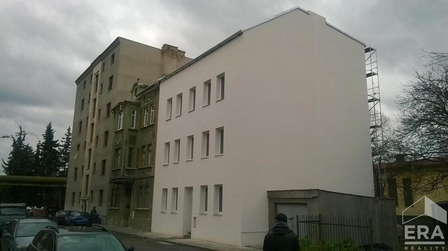 Pronájem nízko-nákladového bytu o dispozici 1+kk a podlahové výměře 21,6 m2