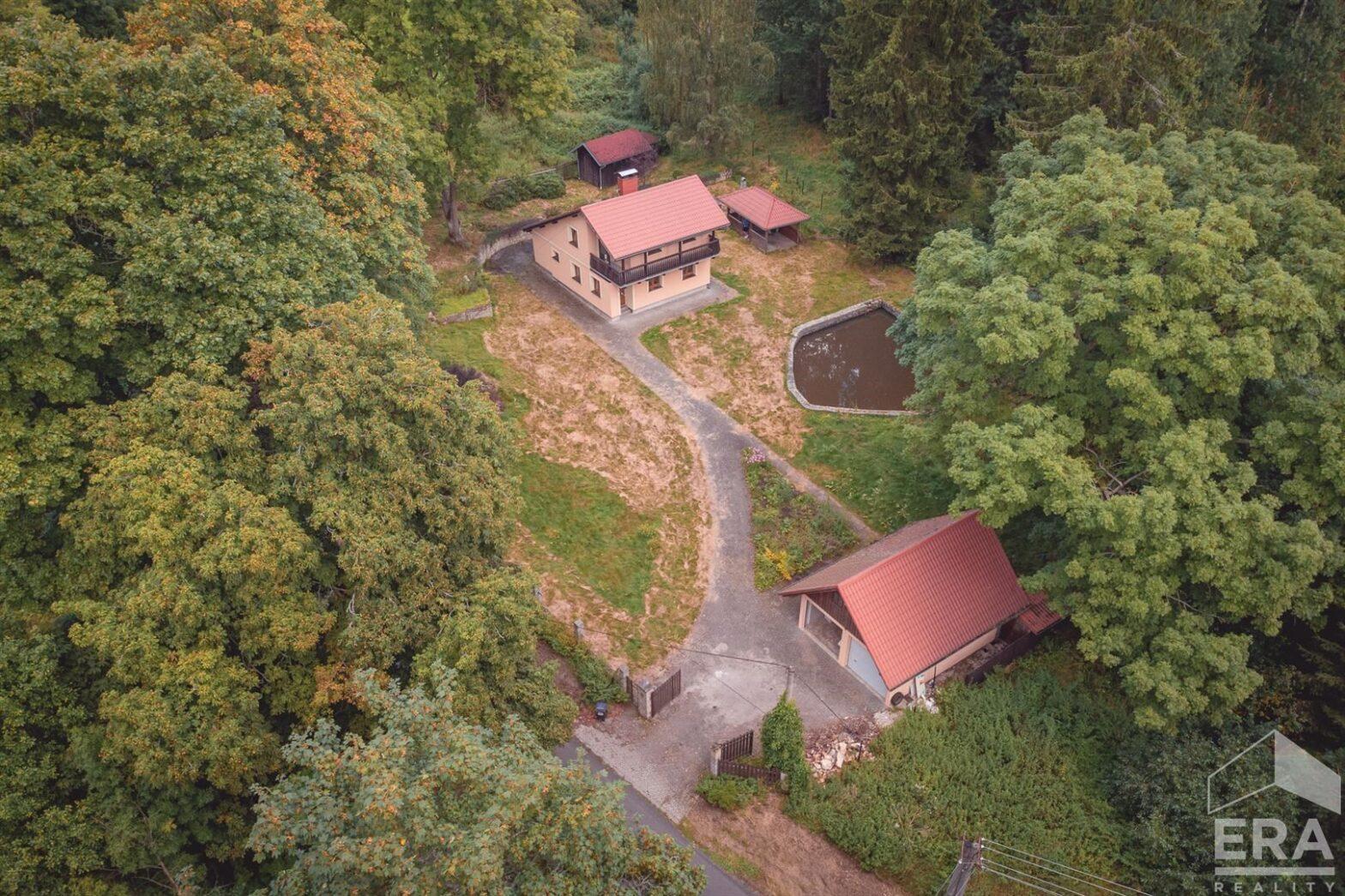 Prodej rodinného domu 4+1, 125 m2, Chodovská Huť