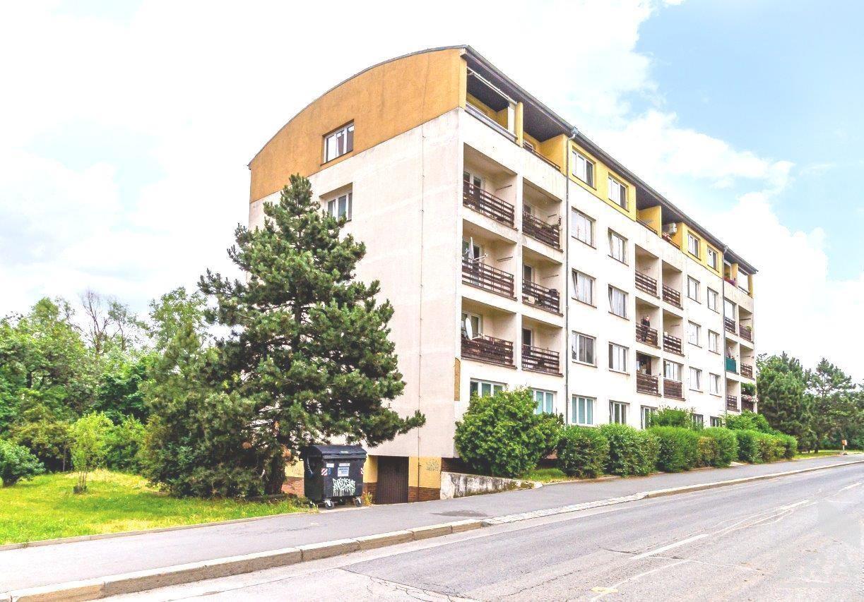 Prodej bytu 2+1 s lodžií (73 m2), Přetlucká ul., Praha 10 – Strašnice
