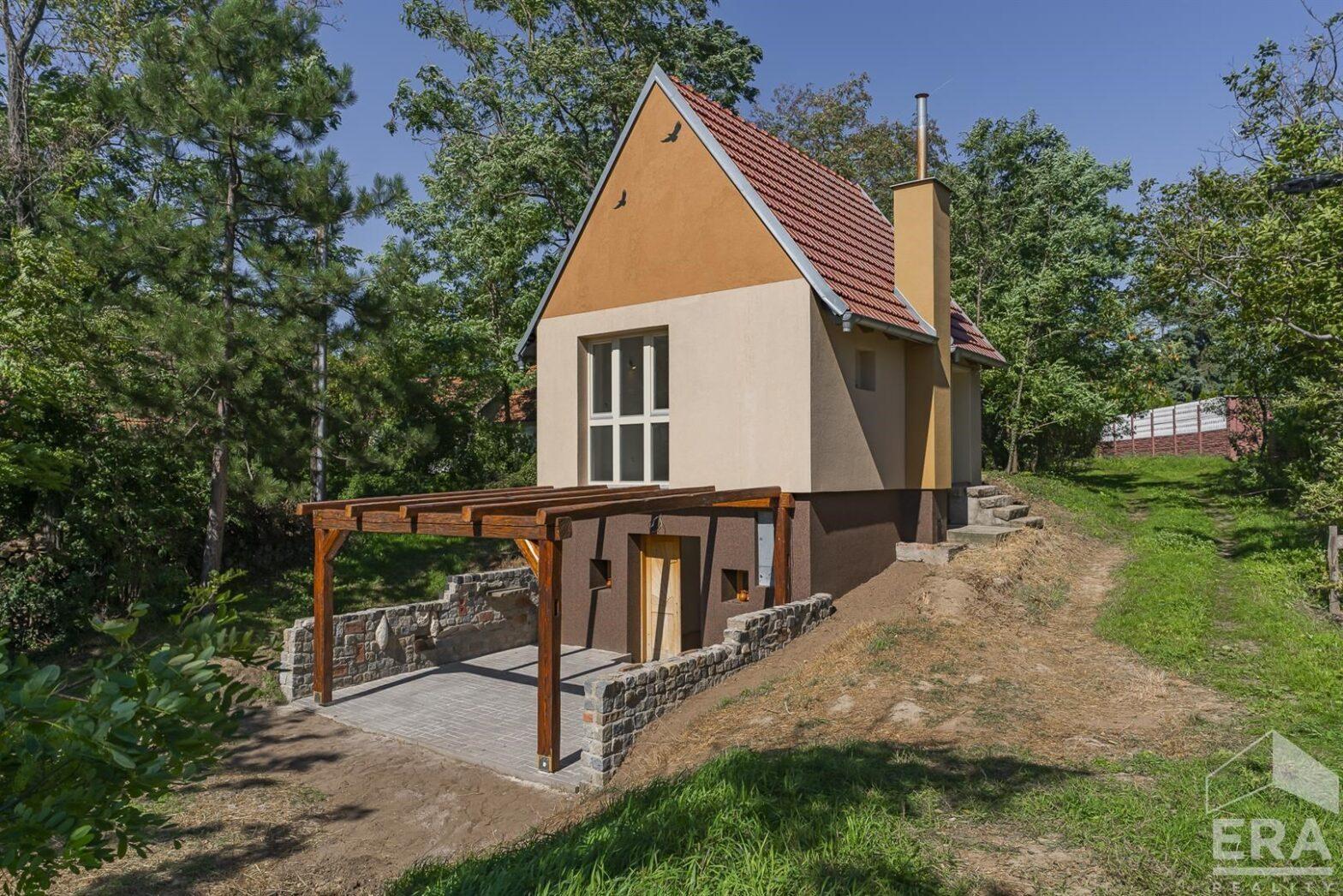 Vinný sklep s ubytováním, UP 92 m2 * Reinthal, Rakousko