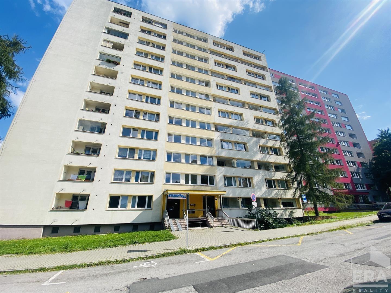 Prodej mezonetového bytu v osobním vlastnictví v Ostravě Porubě na ulici I. Sekaniny