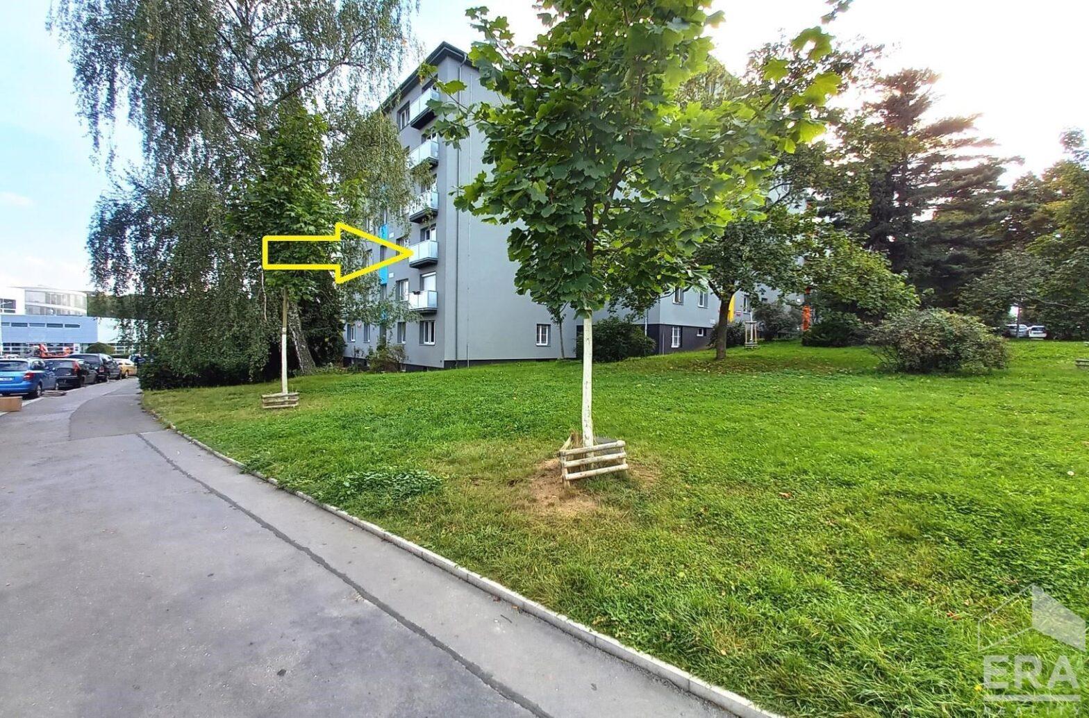 Pronájem útulného bytu 3+kk+B, 65 m², Praha 3, Žižkov,  Osiková ul., 150m od konečné TRAM 1,5,9,a 11.