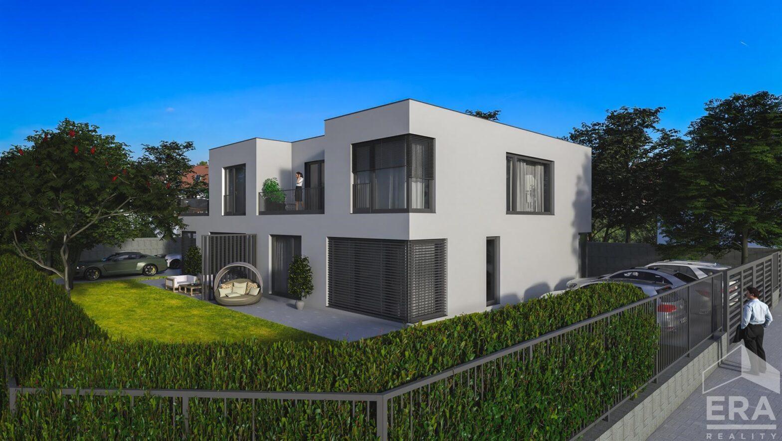 Prodej rodinného domu 171 m2 (SO.01) , pozemek 278